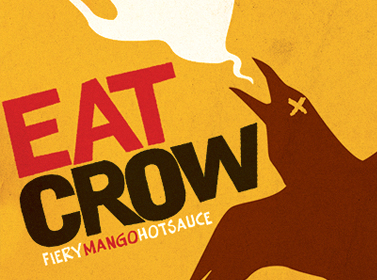 Eat Crow Hot Sauce