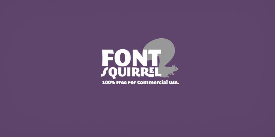 font-squirrel