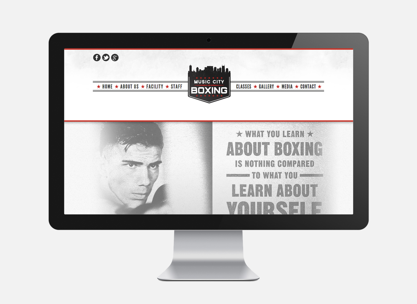music city boxing site